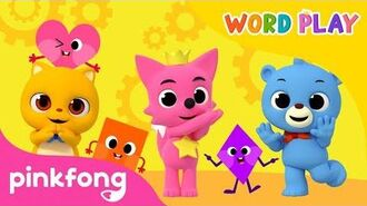 Feelings and more Word Play +Compilation Pinkfong Songs for Children