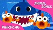 Baby Shark - Animal Songs - PINKFONG Songs for Children