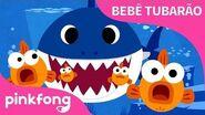 Português Bebê Tubarão Canções de Animais Pinkfong Canções para crianças