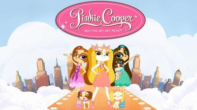Pinkie Cooper and the Jet Set Pets Theme