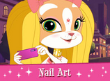 Pinkie Nail Art