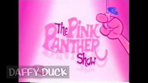 Boomerang UK- Pink Panther (Bumpers+Sing Along Theme)