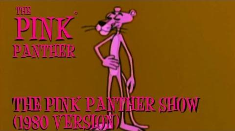 The Pink Panther Show (1980 Version) opening