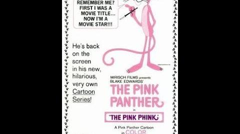 Pink Panther- THE PINK PHINK (TV Versions, laugh track)