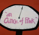 An Ounce of Pink