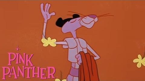 "The Pink Panther in ""Bully for Pink"""