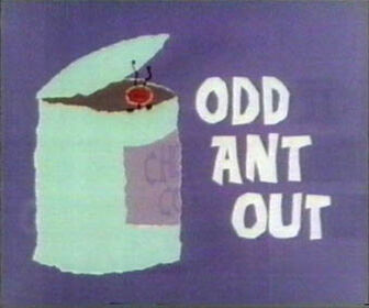 Odd Ant Out