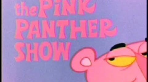 THE PINK PANTHER SHOW (1982) - WGN Chicago 9 (syndicated, laugh track)