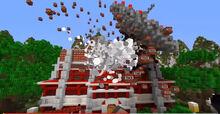 ExplodingTNT's Lab Destroyed By Purple Shep