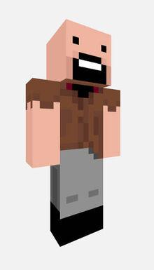 Minecraft-notch-skin