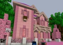 Pink Sheep's House