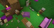 Purple Shep's Room