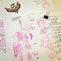 Pinky Malinky - 101a Script