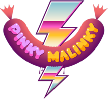 Pinky Malinky Logo