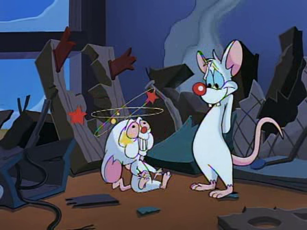 Pinky And The Brain Christmas Wish.A Pinky And The Brain Christmas Pinky And The Brain Wiki