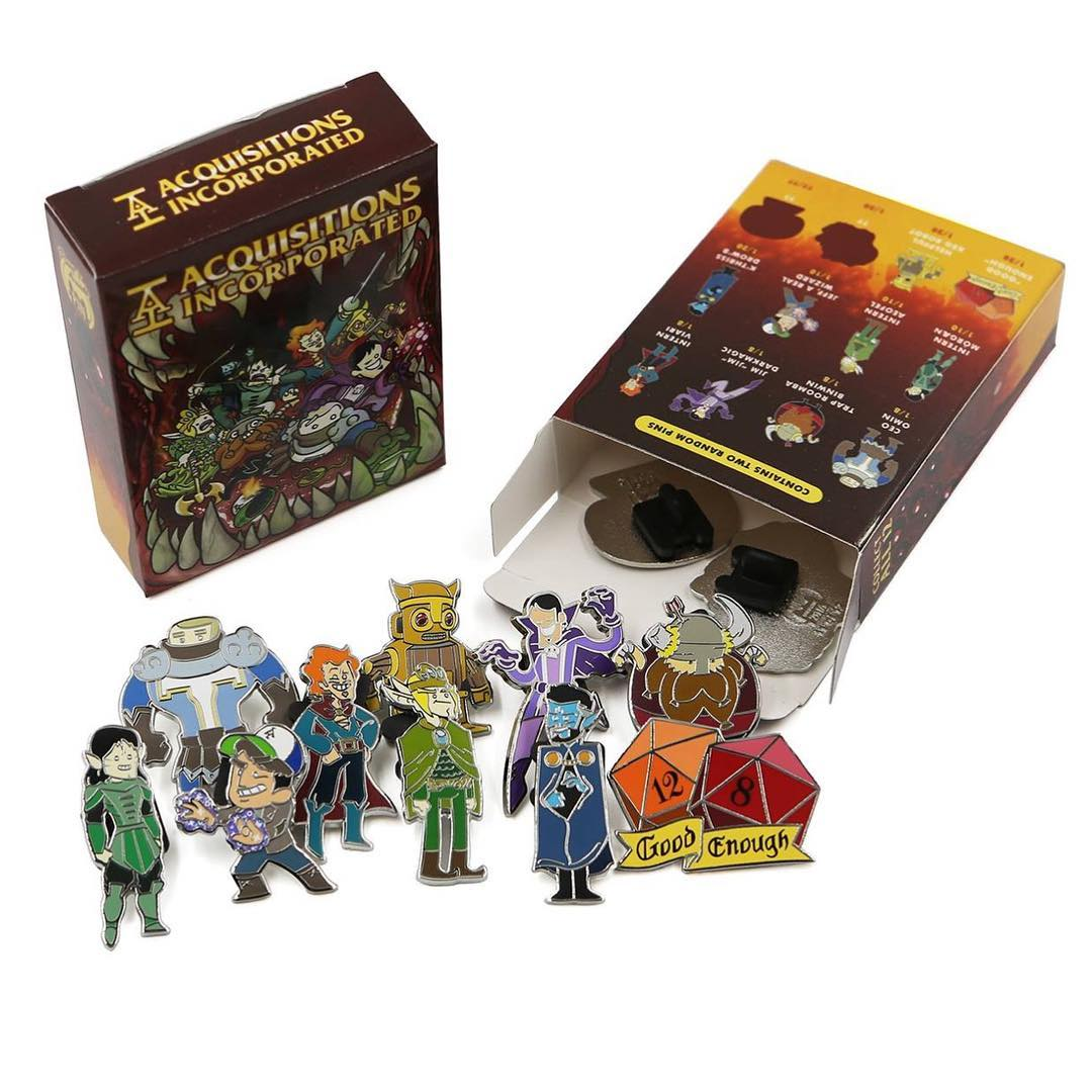Acquistions Inc Blind Box Set Pinny Arcade Wiki Fandom Powered Overall Ai