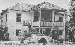 Barlowe House, c. 1955