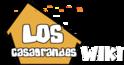 Los Casagrandes Wiki Wordmark