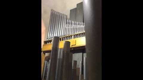 Star Spangled Banner on Pipe Organ
