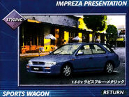Mac Subaru Impreza screenshot