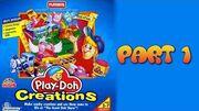 Play-Doh Creations (Win-Mac)