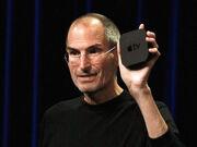Steve Jobs AppleTV 2010