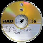 PW Terror TRAX beta disc