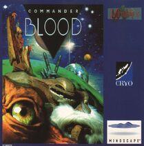 DOS Commander Blood jewelcase
