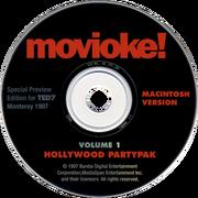 PWMac Movioke! TED7 disc