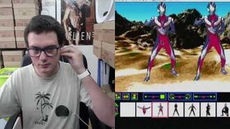 Let's Play Apple Pippin Action Designer Ultraman Tiga