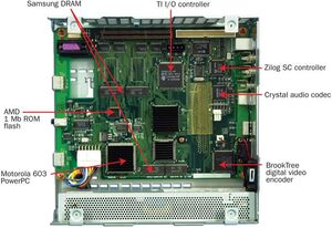 Pippin motherboard