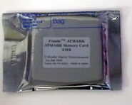 Pippin 2MB Memory Card+antistatic
