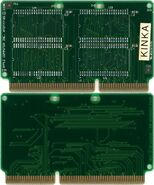 Kinka ROM 1.0 PCB