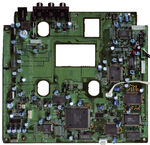 Playdia motherboard