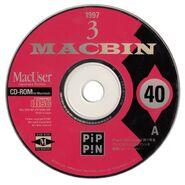 MacUser-JP Mac Bin CD-ROM 40A