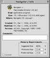 PA Pippin Navigator CD info screen.png