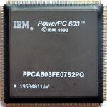 PowerPC 603 75MHz