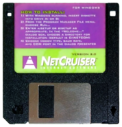 Win NetCruiser floppy