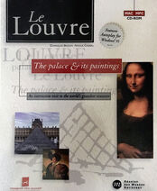 MacWin Le Louvre The Palace & Its Paintings box front