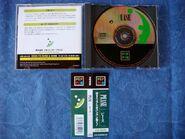 PA PEASE 001 open jewelcase+disc+obi