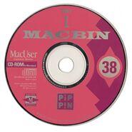 MacUser-JP Mac Bin CD-ROM 38