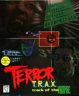 Terror T.R.A.X.: Track of the Vampire