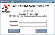 Win NetCruiser login