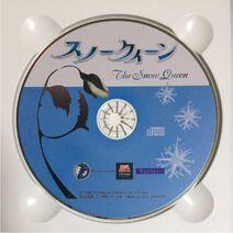 MacWin The Snow Queen disc