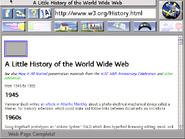 PW @WORLD Browser W3C screenshot