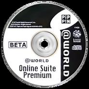 PW @WORLD Online Suite Premium beta disc
