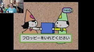 Let's Play Apple Pippin Narabete! Tsukkute! Ugoku Block