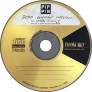 Pippin Demo German Version CD-R