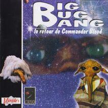 DOS Big Bug Bang Commander Blood jewelcase