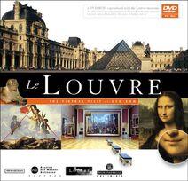 MacWin Le Louvre The Virtual Visit DVD jewelcase